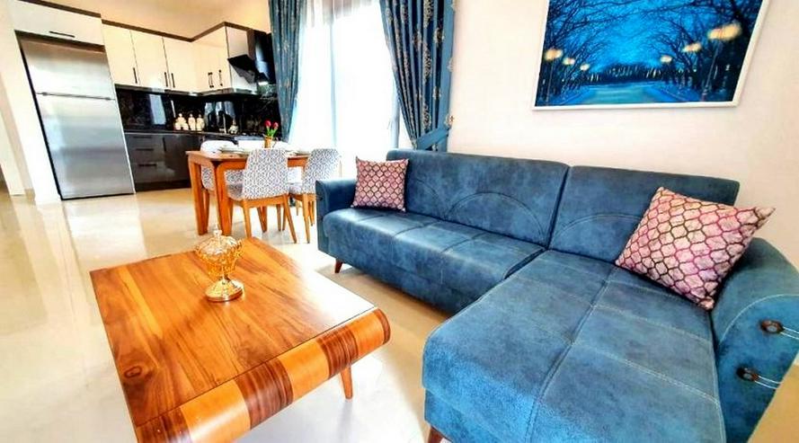 Türkei, Alanya. Möbl. 2 Zi. Neubau Wohn. 494 - Ferienwohnung Türkei - Bild 1