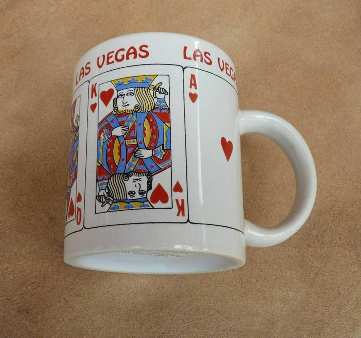 Las Vegas Original Kaffeebecher aus USA