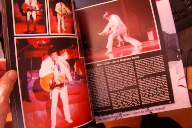 """Bild 3: Elvis Magazin """"Files""""  (Rockabilly)"""