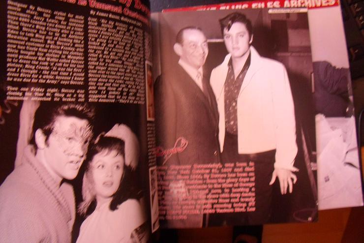 """Bild 2: Elvis Magazin """"Files""""  (Rockabilly)"""