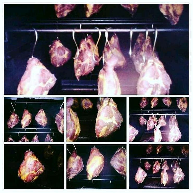 Bild 5: Wurst,Schinken und Fleisch vom Schwein und Geflügel