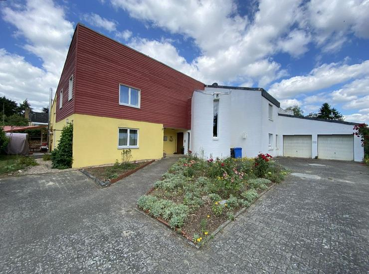 Bild 2: Wustrow / Wendland - Außergewöhnliches Architektenhaus mit 2 Wohnungen