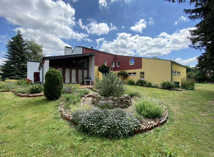 Wustrow / Wendland - Außergewöhnliches Architektenhaus mit 2 Wohnungen - Haus kaufen - Bild 1