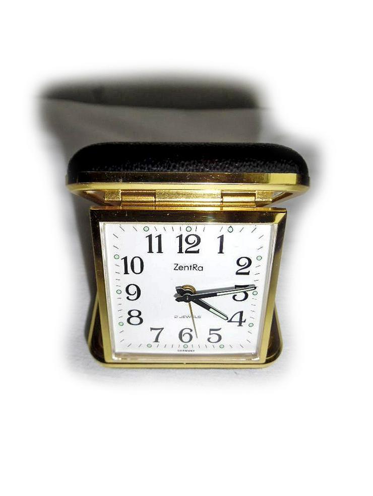 Schöner Reisewecker von Zentra - Uhren - Bild 1