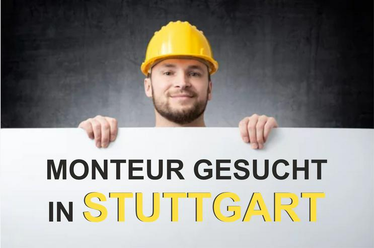 Wir Suchen Monteure im Bereich Rohr- & Kanalreinigung für Stuttgart - Reparaturen & Handwerker - Bild 1