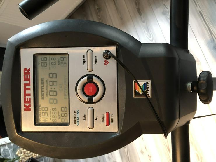 Bild 3: Kettler Ergometer AX1 zu verkaufen