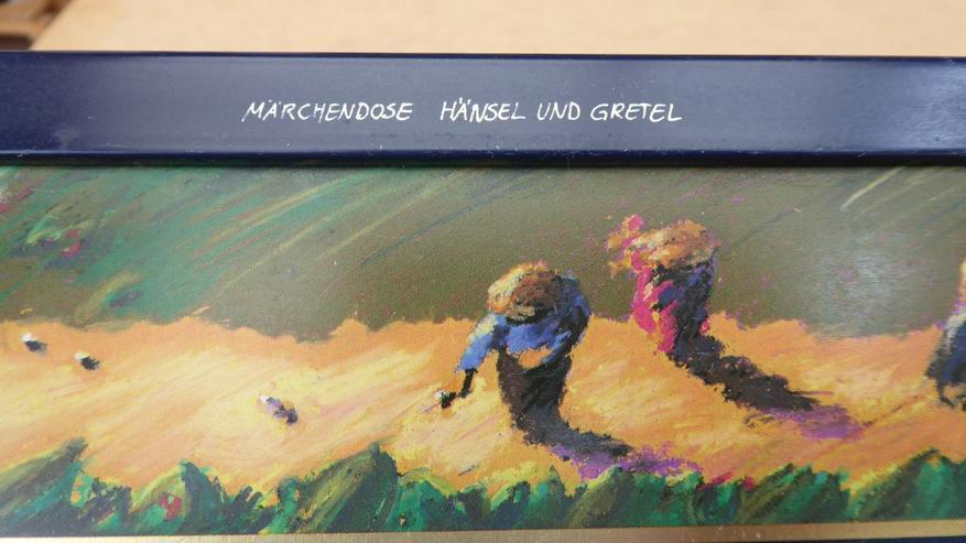 Bild 2: Bahlsen - Märchendose Hänsel und Gretel