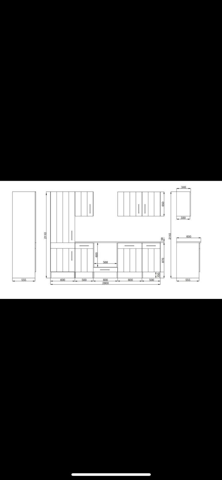 Bild 3: Landhausküche mit Geräten