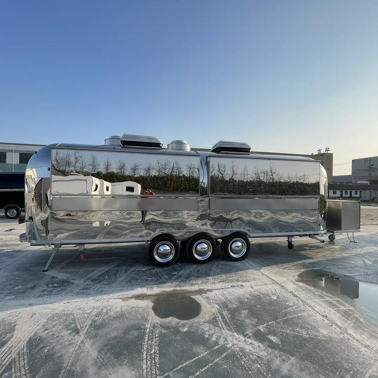 Bild 5: Imbisswagen, Food Truck, Verkaufswagen, Verkaufsanhänger, NEU 6.8M