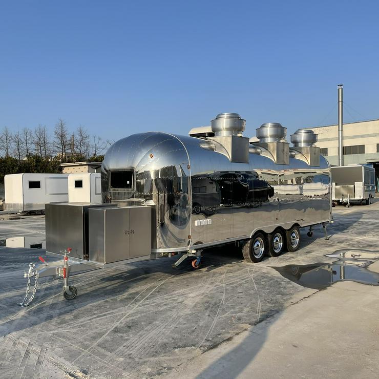 Bild 6: Imbisswagen, Food Truck, Verkaufswagen, Verkaufsanhänger, NEU 6.8M