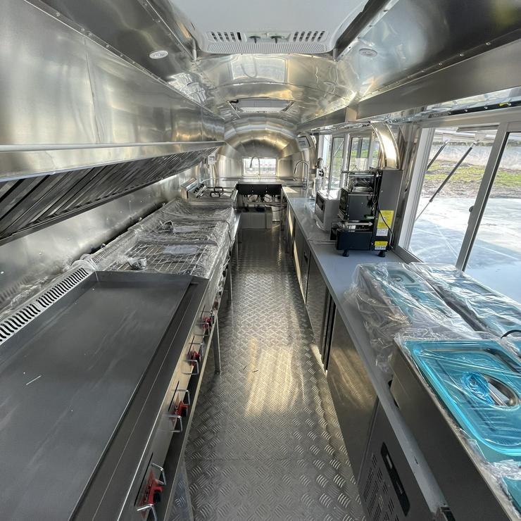 Bild 2: Imbisswagen, Food Truck, Verkaufswagen, Verkaufsanhänger, NEU 6.8M