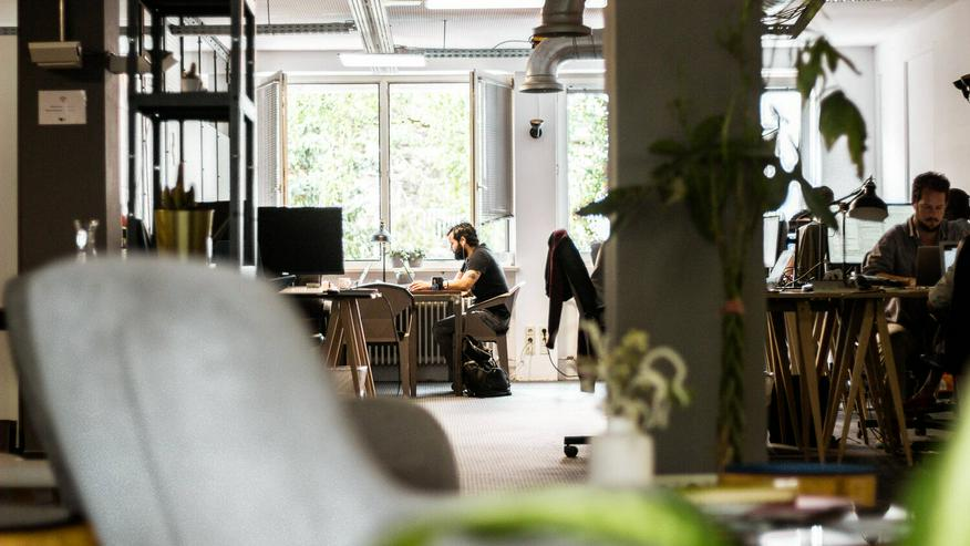 Bild 2: BASE Co-Working: A new home for your Start-Up