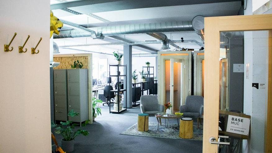Bild 3: BASE Co-Working: A new home for your Start-Up