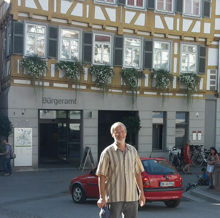 Deutschunterricht individuell,online, german