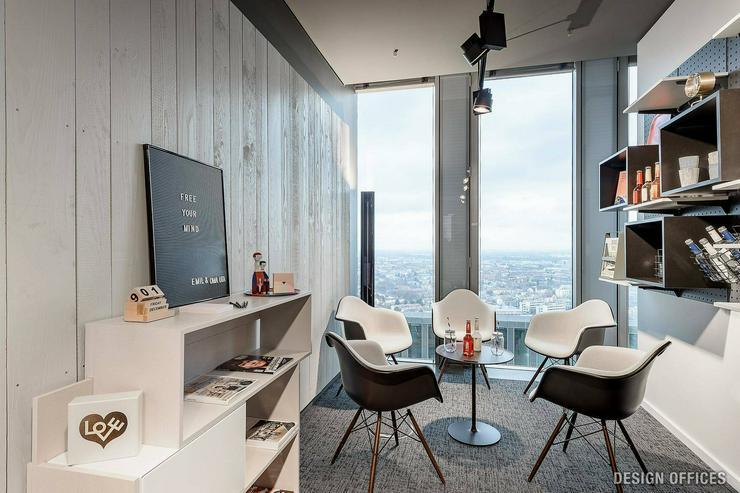 Bild 2: Design Offices München HighlightTowers - Flex Desk