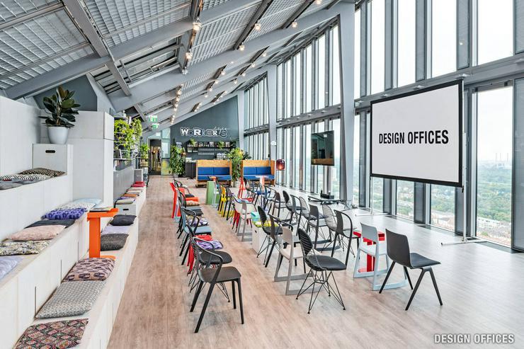 Bild 3: Design Offices München HighlightTowers - Flex Desk
