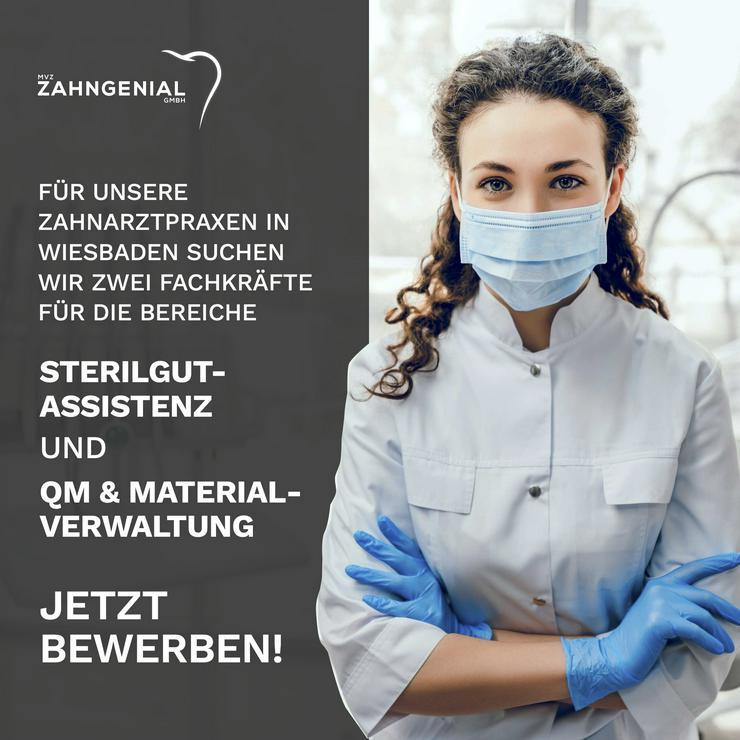 Sterilgutassistentin (m/w/d)