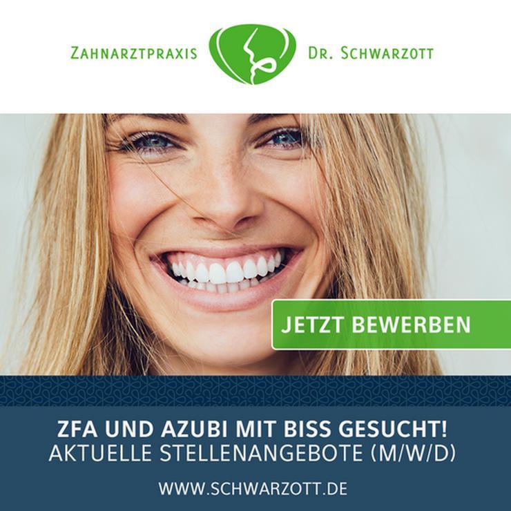 Zahnmedizinische Fachangestellte (m/w/d)