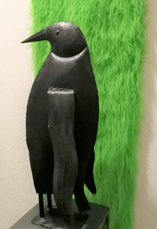 Metall Dekofigur Pinguin 3 Größen ab 15 €