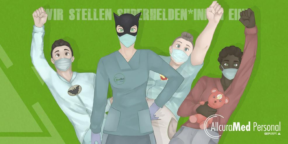 Pflegehelfer (m/w/d)