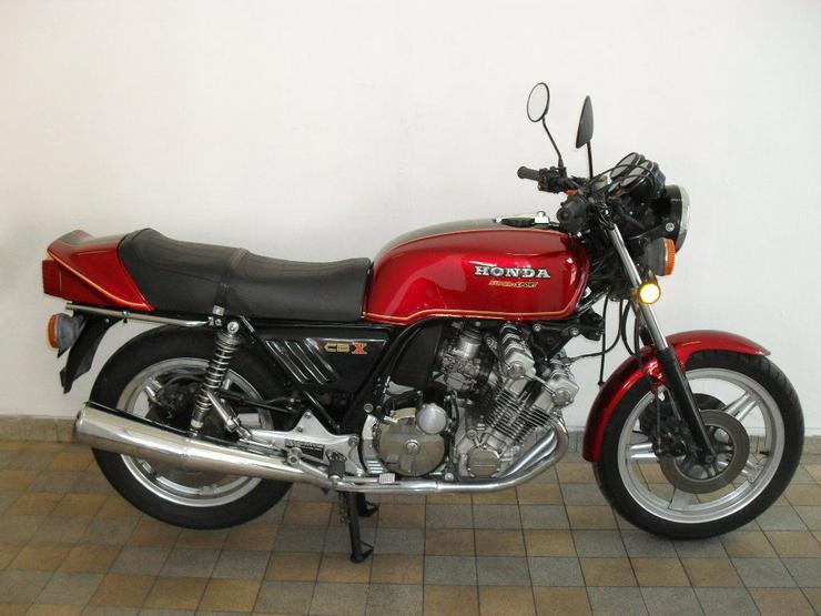 Honda von 1981 Honda CBX 1000 CB1
