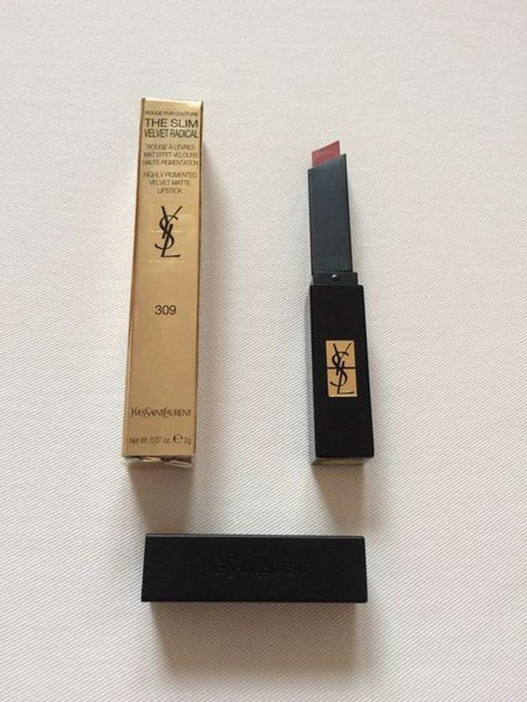 UNBENUTZT YSL The Slim Velvet Radical Lipstick 2 g