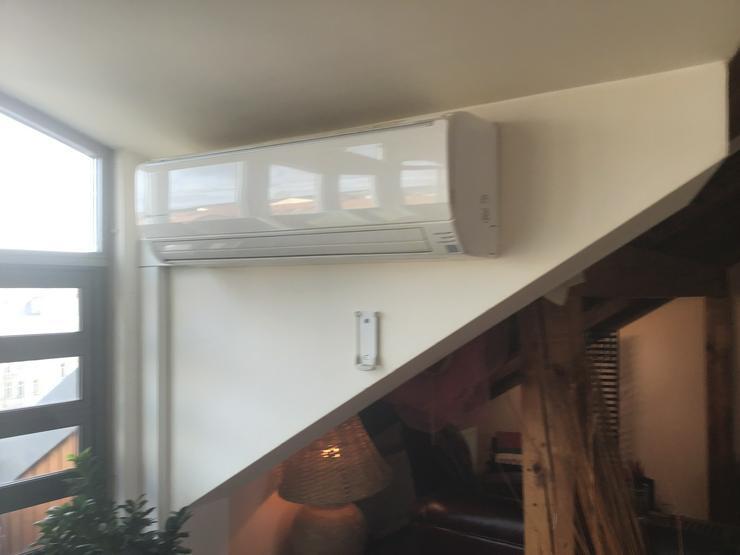 Leistungsstarke Klimaanlage für Aussen