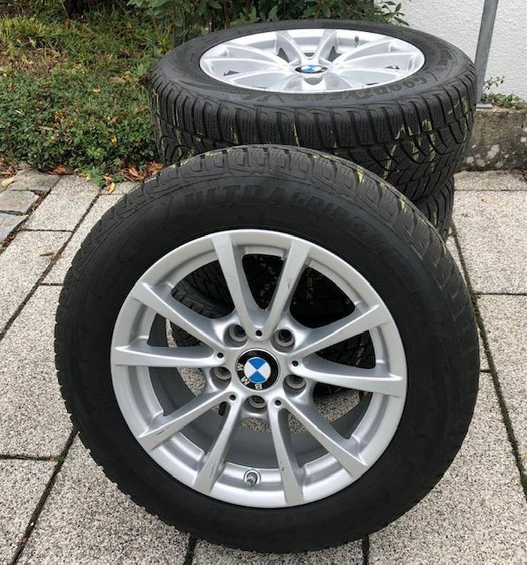 Orig BMW Winterräder V-Speiche