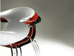 Kunststoff Stuhl LOOP INFINITI DESIGN - St�hle & Sitzb�nke - Bild 1