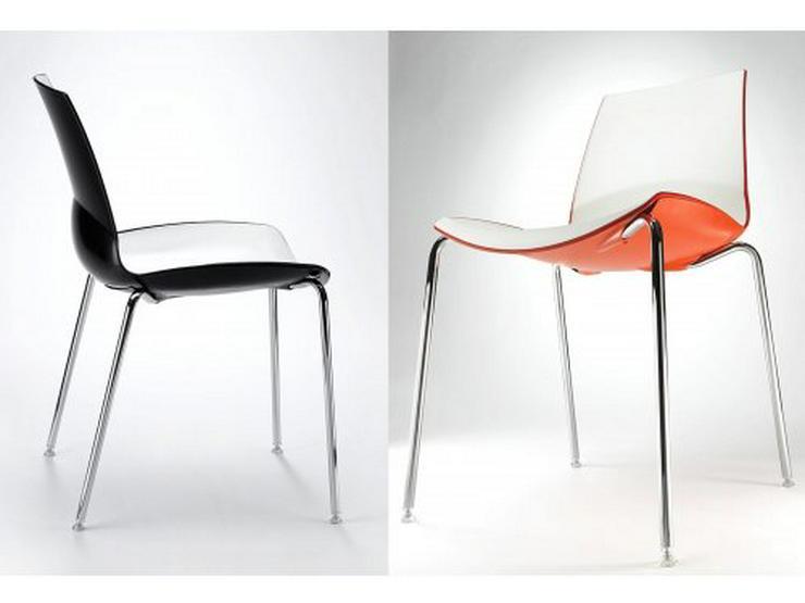 Designer Kunststoff-Stuhl NOW