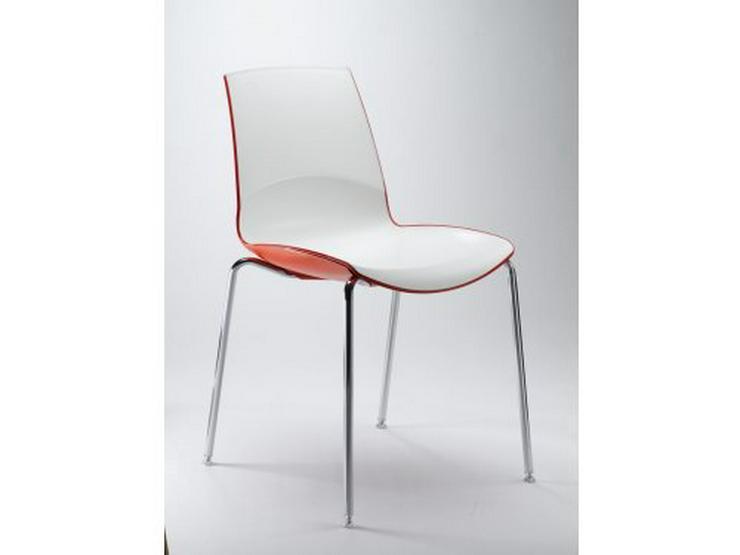designer kunststoff stuhl now in bannewitz auf. Black Bedroom Furniture Sets. Home Design Ideas