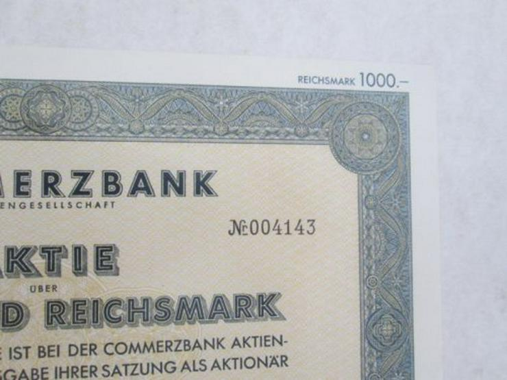 Historische Originalaktie 1941  COMMERZBANK AG