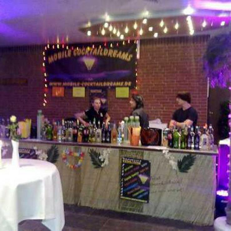 Bild 2: mobile Cocktailbar sucht
