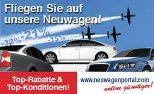 Vermittlung Neuwagen Art TOP RABATT - Auto & Motorrad - Bild 1