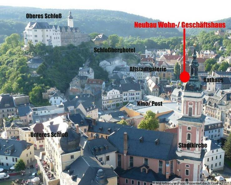 Grundstück mit Innenstadtlage zur Bebauung - Grundstück kaufen - Bild 1