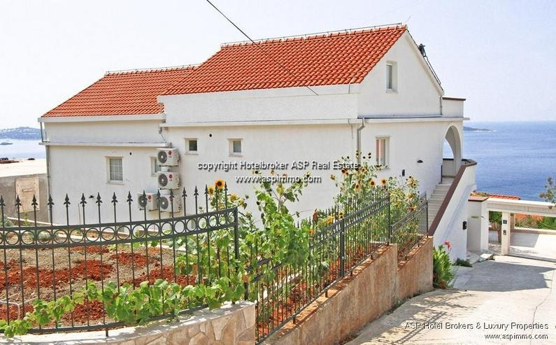 Bild 2: Appartementhaus in traumhafter Panorama-Lage in Mlini bei Dubrovnik, Kroatien zu verkaufen