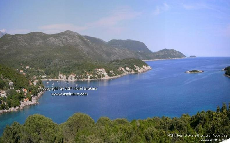 Bild 4: Preisreduktion Dubrovnik! 50.000 qm großes Baugrundstück (auch teilbar) mit langer Küst...