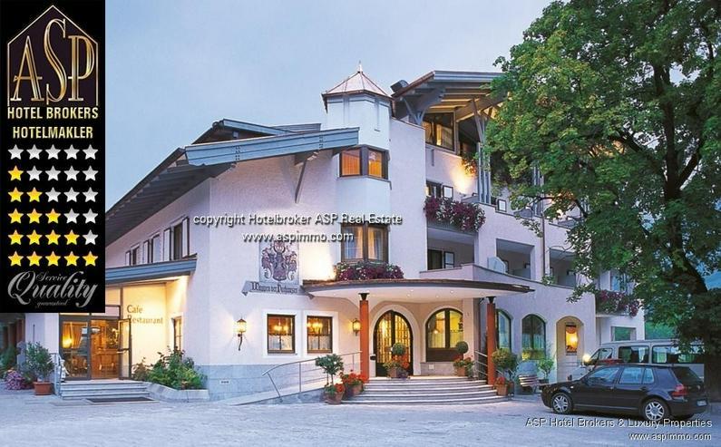 Notverkauf! Bestens eingeführtes neuwertiges 4-Sterne Wellness-Hotel bei Sterzing in Süd... - Gewerbeimmobilie kaufen - Bild 1