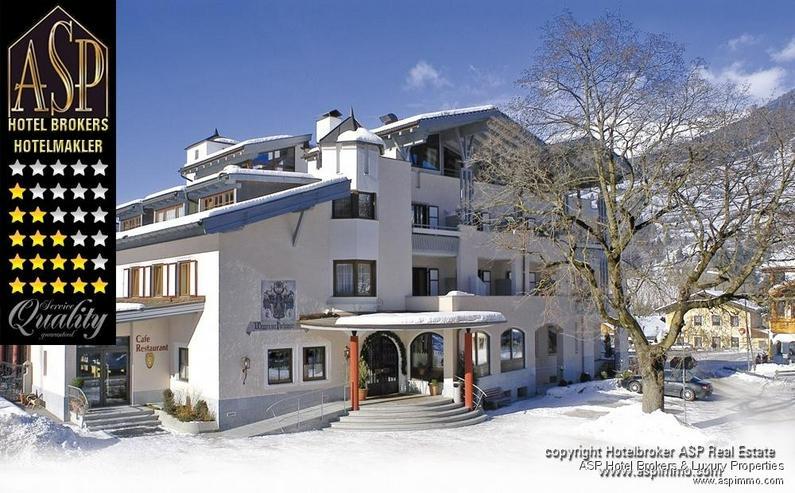 Bild 2: Notverkauf! Bestens eingeführtes neuwertiges 4-Sterne Wellness-Hotel bei Sterzing in Süd...