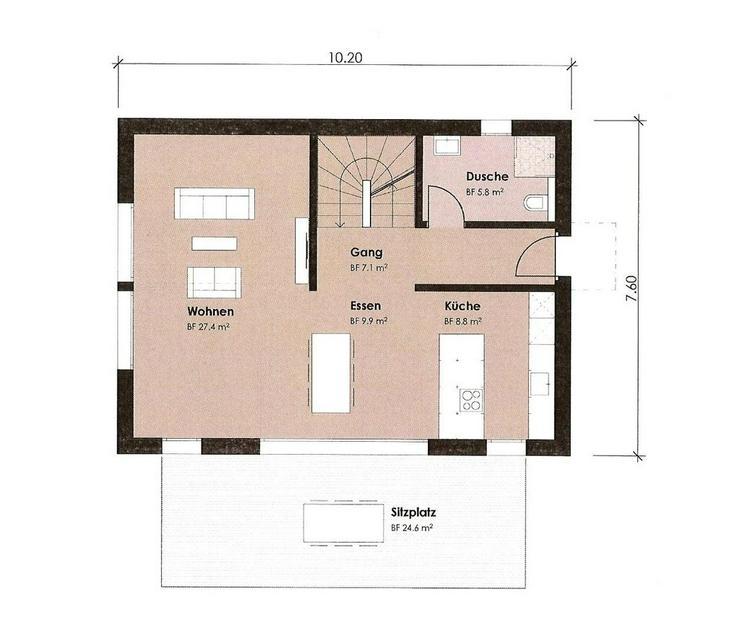 Bild 3: Dein neues Haus nach Wunsch !