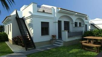 An Sonne Spaniens Villamartin Costa Blanca - Haus kaufen - Bild 1