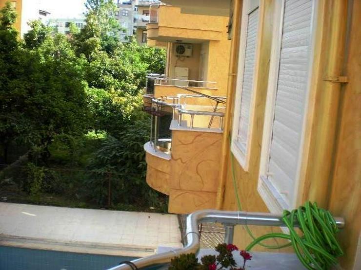 Bild 1: Gepflegte Wohnung im Zentrum von Alanya mit Pool