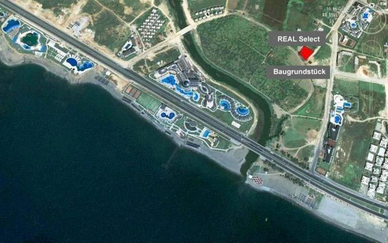 Bild 5: 1258 qm Baugrundstück in Alanya Türkler mit TOP Panorama