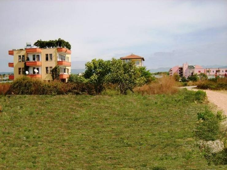 Bild 2: 1258 qm Baugrundstück in Alanya Türkler mit TOP Panorama