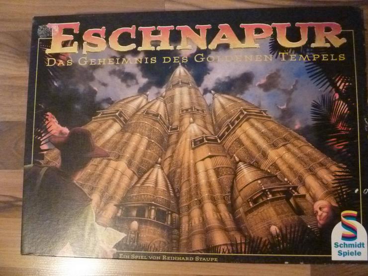 Eschnapur von Schmidt Spiele