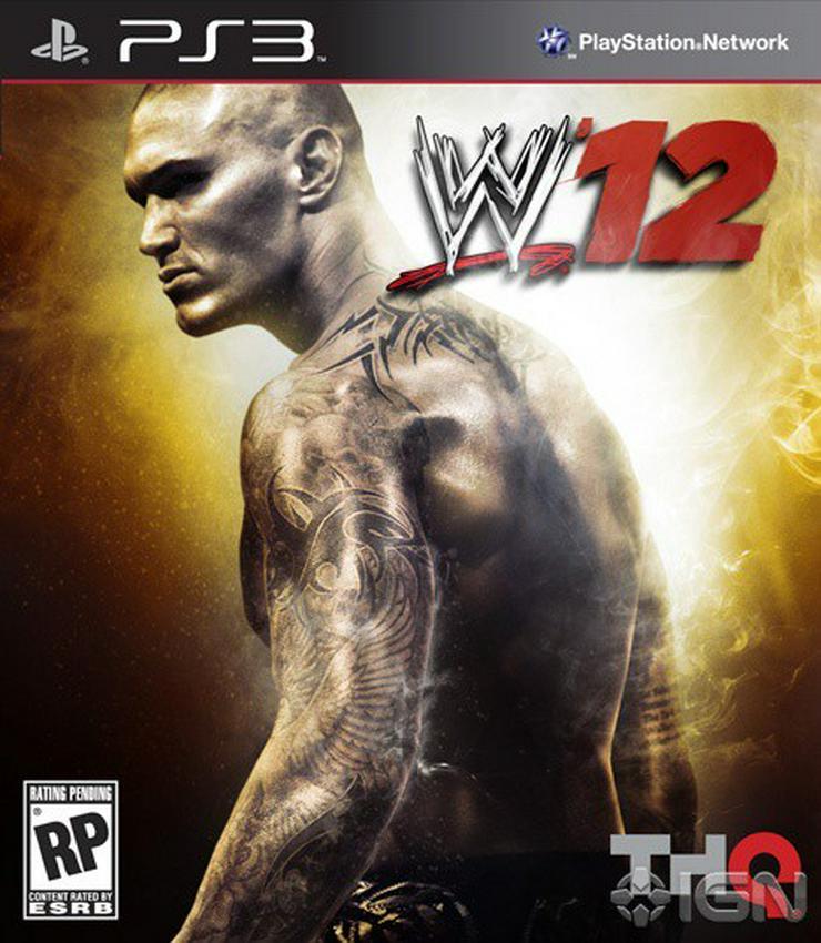WWE12 für PS3 - Bild 1