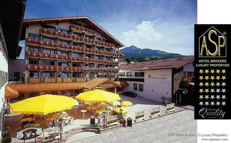 Bekanntes Hotel Goldener Löwe im Zentrum von St. Johann als Seniorenresidenz umgeplant mi...