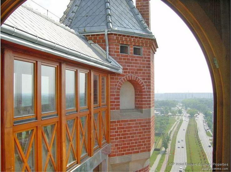 Bild 5: Wahrzeichen in Breslau zu kaufen! Historischer Wasserturm mit 2.000 qm Wohnfläche, Café,...