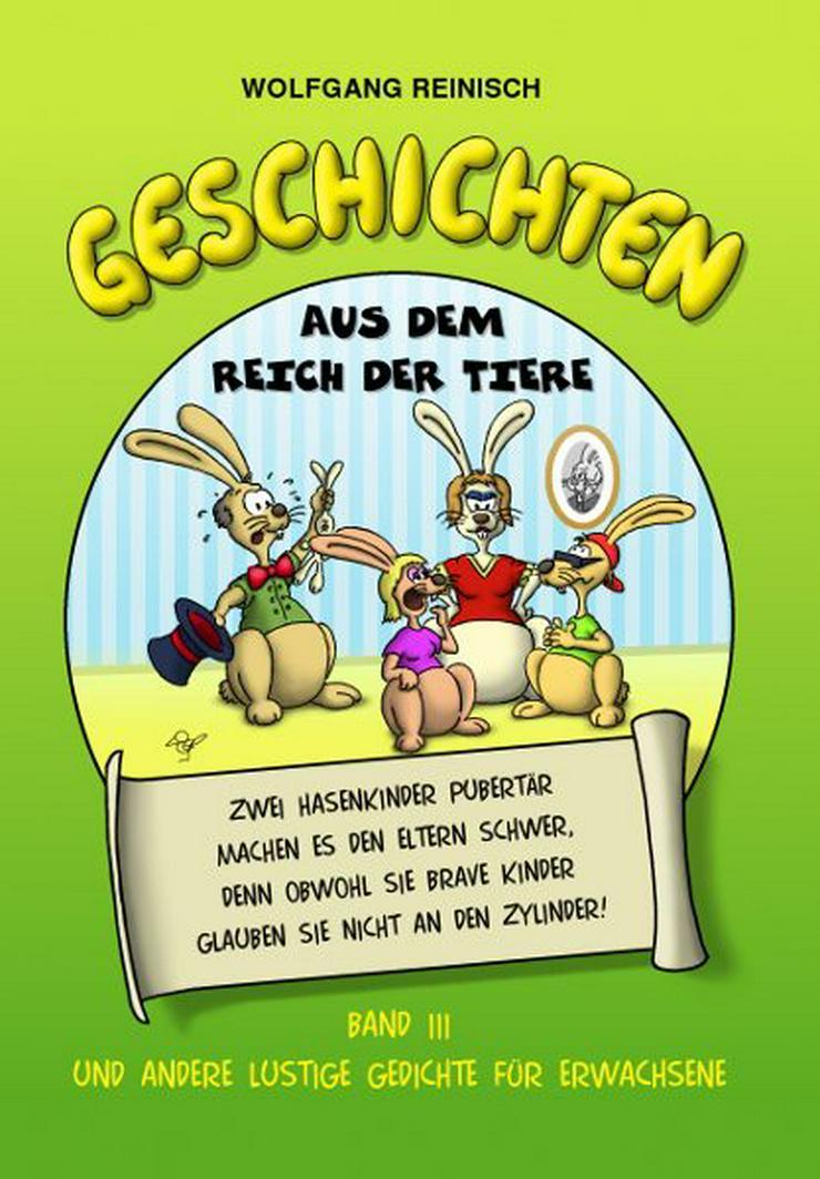 Geschichten aus dem Reich der Tiere, Band 3