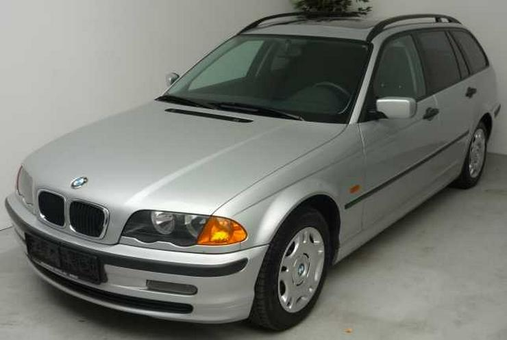 BMW 318 i Touring / Alu / 8 fach bereift